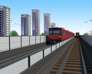 Rail & Road Noise Barrier